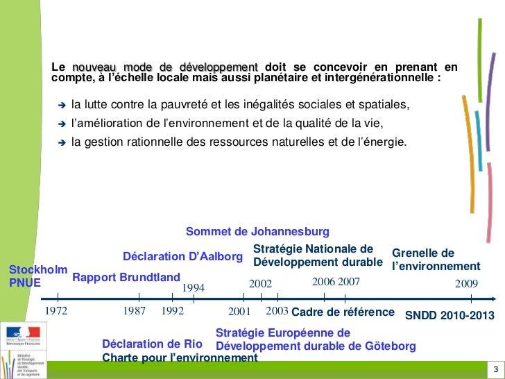 Agenda 21 - Ministère de l'Ecologie et du développement durable - Village étape Slide 3