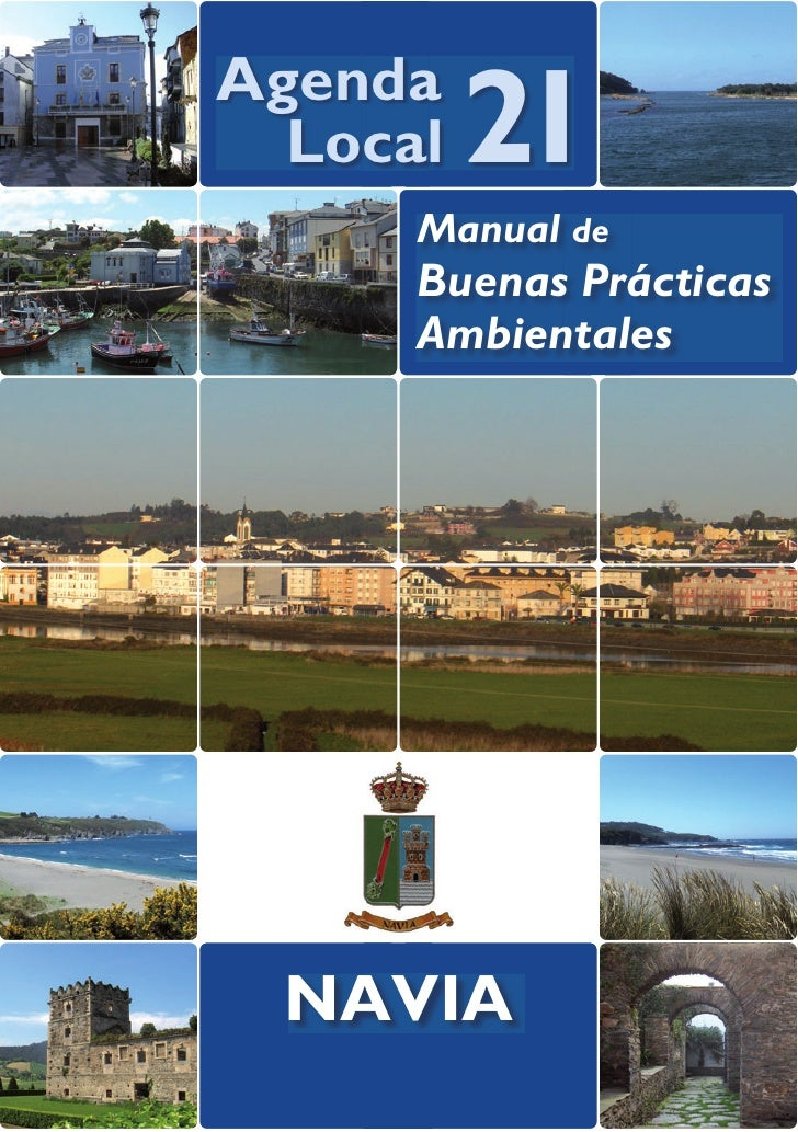 Agenda  Local   21      Manual de      Buenas Prácticas      Ambientales  NAVIA
