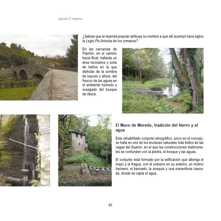Vegadeo puentes a la naturaleza for Oficina del consumidor gijon
