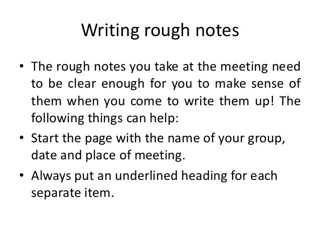 Writing ...  Example Of Meeting Agenda