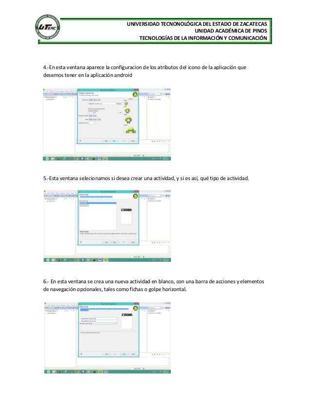 UNIVERSIDAD TECNONOLÓGICA DEL ESTADO DE ZACATECAS UNIDAD ACADÉMICA DE PINOS TECNOLOGÍAS DE LA INFORMACIÓN Y COMUNICACIÓN 4...