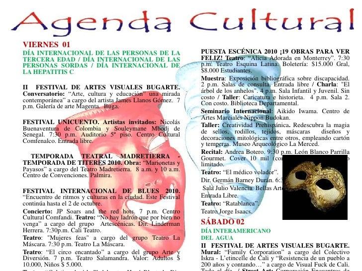 VIERNES  01<br />DÍA INTERNACIONAL DE LAS PERSONAS DE LA TERCERA EDAD / DÍA INTERNACIONAL DE LAS PERSONAS SORDAS / DÍA INT...