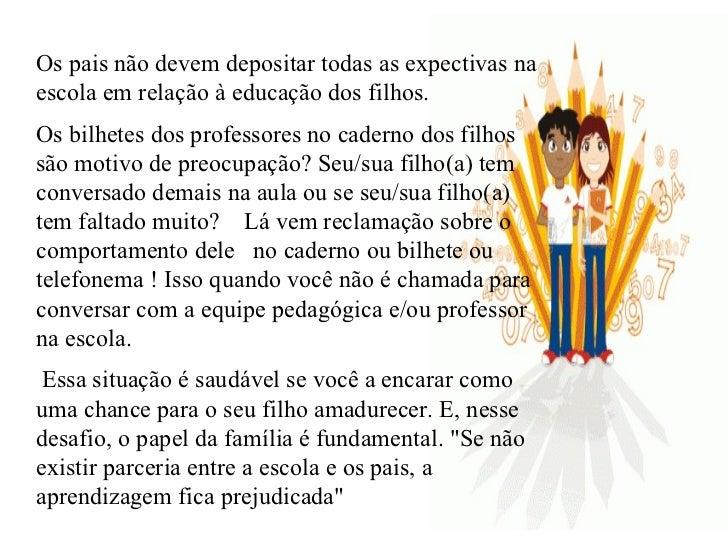 Agenda Da Reunião Pais 2012 1