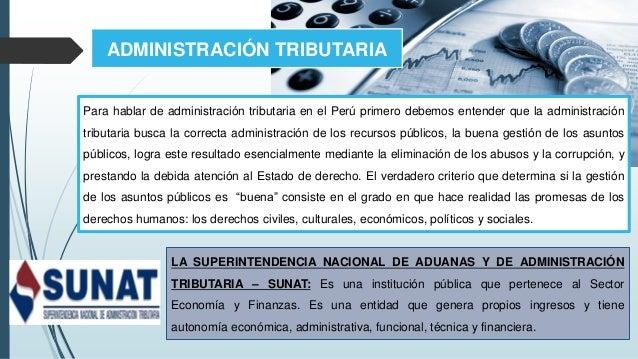 Administraci n tributaria for Oficina tributaria