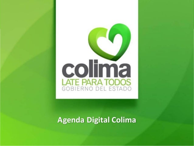 Agenda Digital Colima