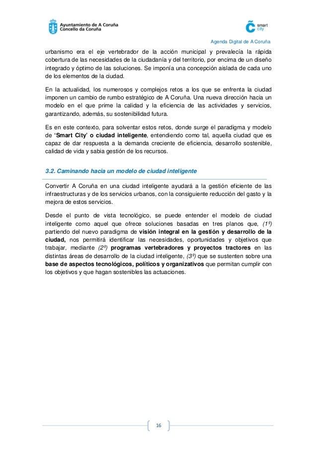 Agenda Digital Coruña