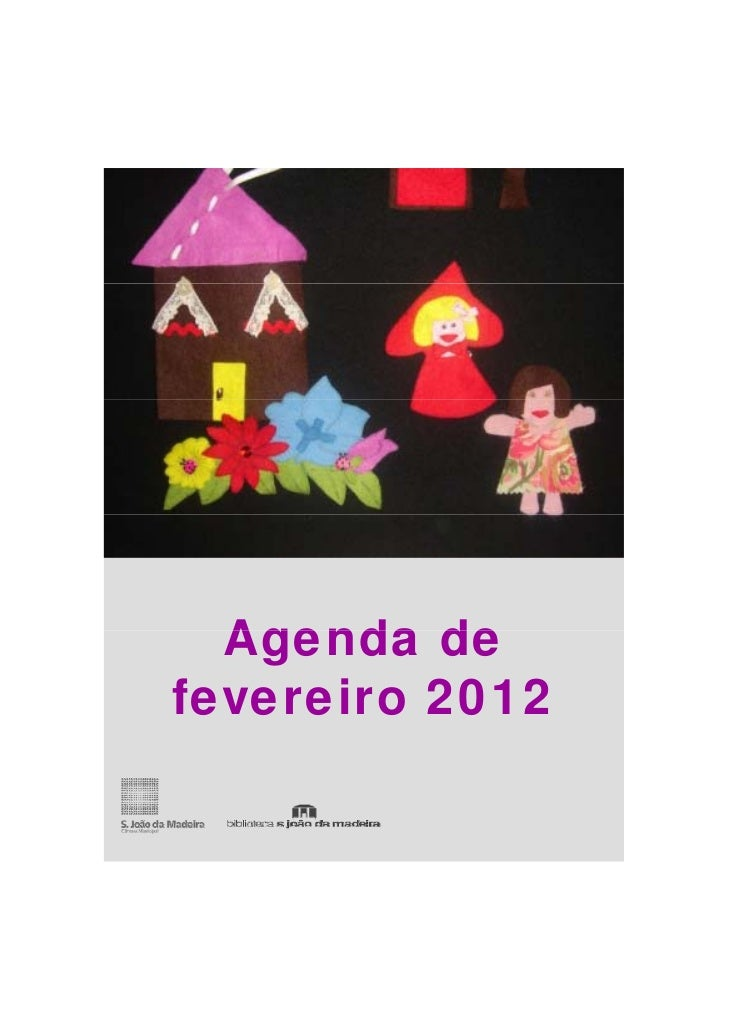 Agenda defevereiro 2012