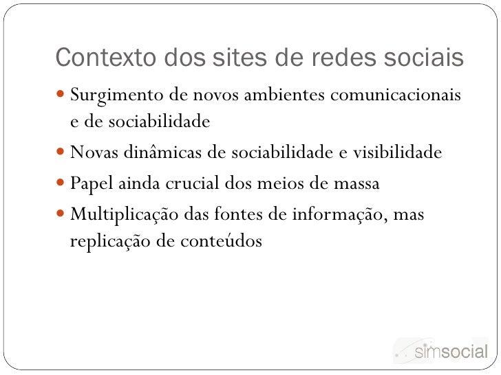 Agendamento e Twitter: um estudo exploratório Slide 3