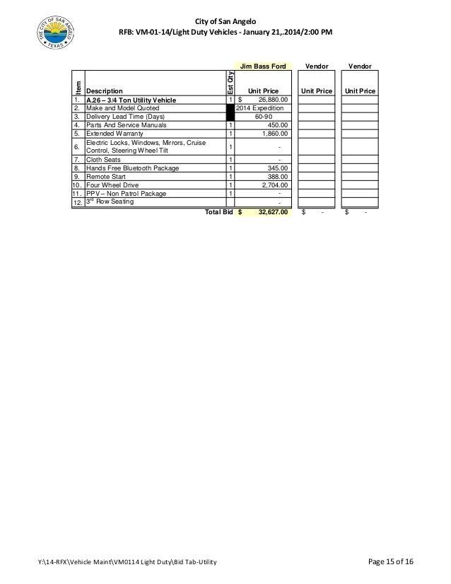 February 4, 2014 Agenda Packet