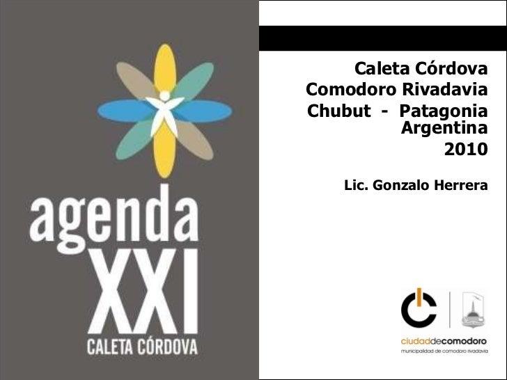 Caleta Córdova Comodoro Rivadavia Chubut  -  Patagonia Argentina 2010 Lic. Gonzalo Herrera