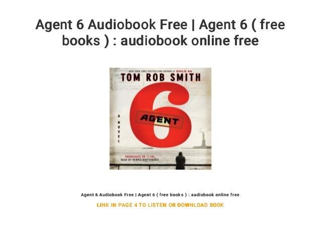agent 6 smith tom rob