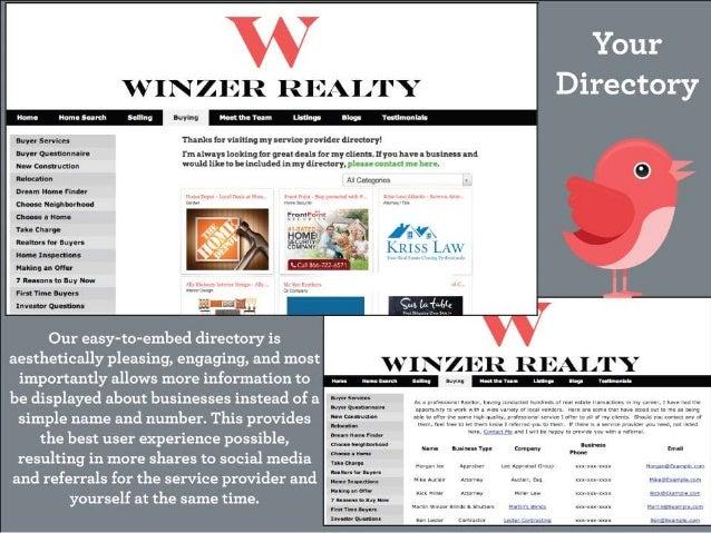 U Uu Uau >> Nest4Less for Real Estate Agents