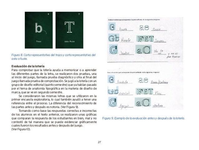 27 Figura 8. Carta representativa del trazo y carta representativa del asta o fuste. Figura 9. Ejemplo de la evaluación an...