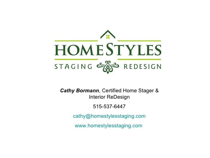 Homestyles staging redesign for Homestyles com