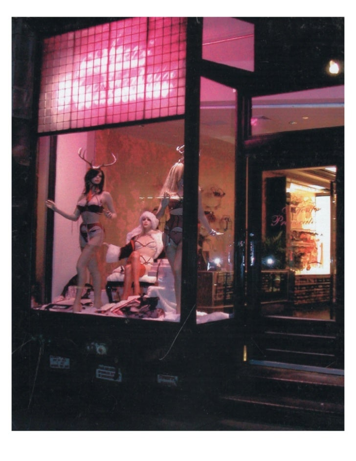 Agent Provocateur NYC