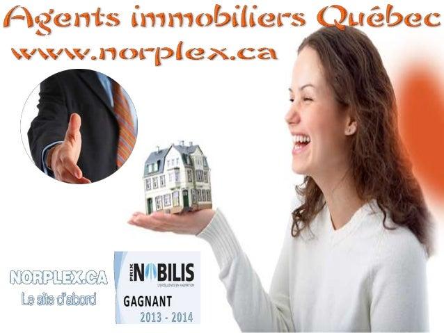 Êtes-vous à la recherche de bons agents immobiliers Québec? Bienvenue chez Norplex où nous vous offrons des projets de la ...
