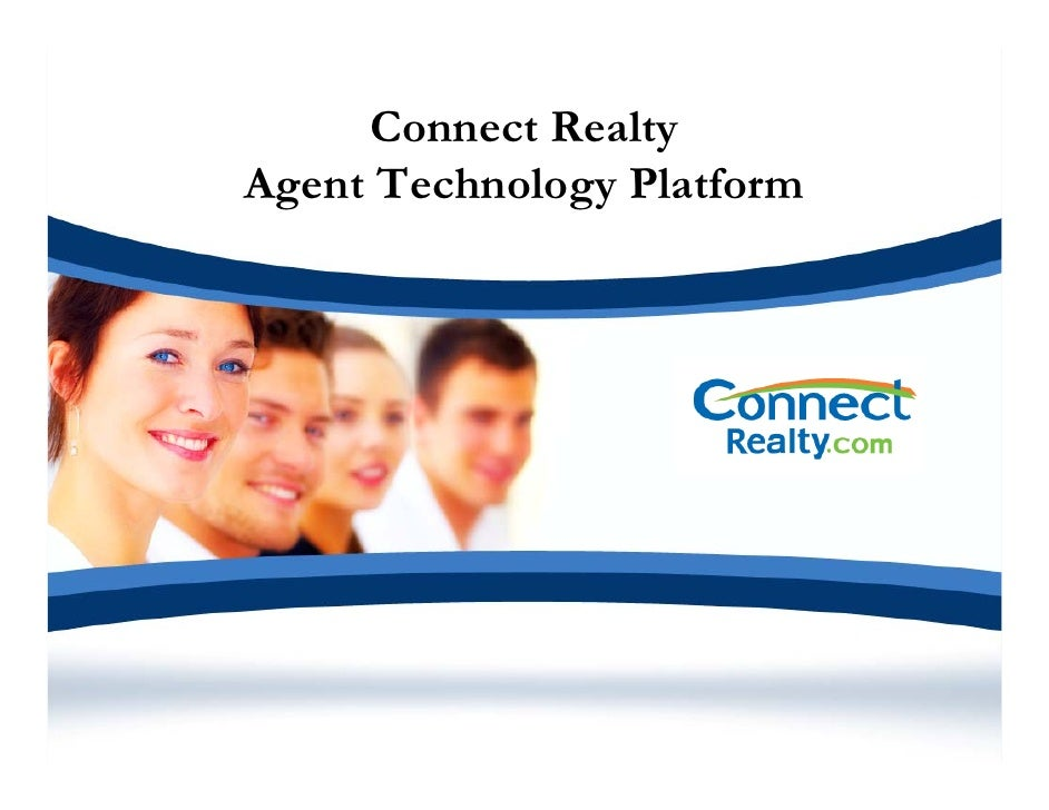 Connect Realty Agent Technology Platform