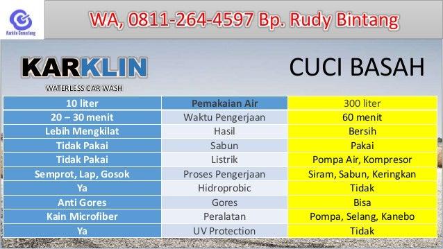 Waterless Car Wash Distributor