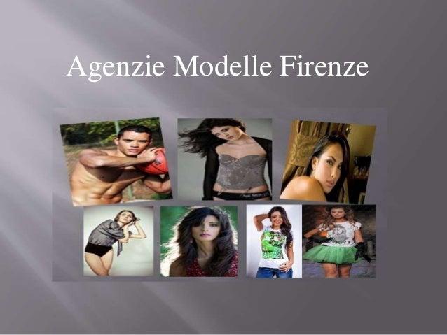 Agenzie Modelle Firenze