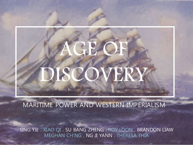Ch 19 Age Of Exploration Slides: Age Of Discovery