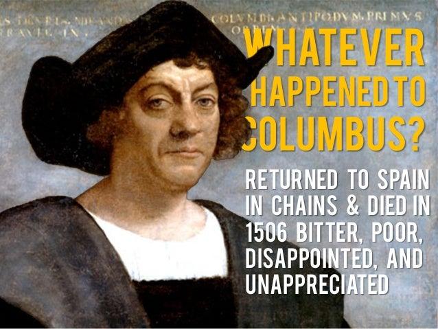 A Comparison Of Christopher Columbus's Letters