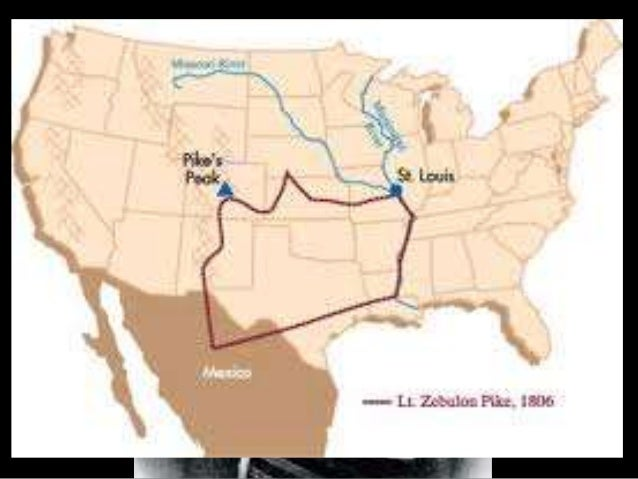 Age of Jefferson Zebulon Pike Routes On Map on juan rodríguez cabrillo route map, george washington route map, cabot route map, wagon train route map, juan ponce de león route map, coronado route map, juan bautista de anza route map, ferdinand magellan's route map, daniel boone route map, meriwether lewis map, sacagawea route map, benjamin bonneville route map, pike expedition map, paul revere route map, christopher columbus route map, jedediah smith route map, louis jolliet route map, james cook route map, juan de onate route map, jean nicolet route map,