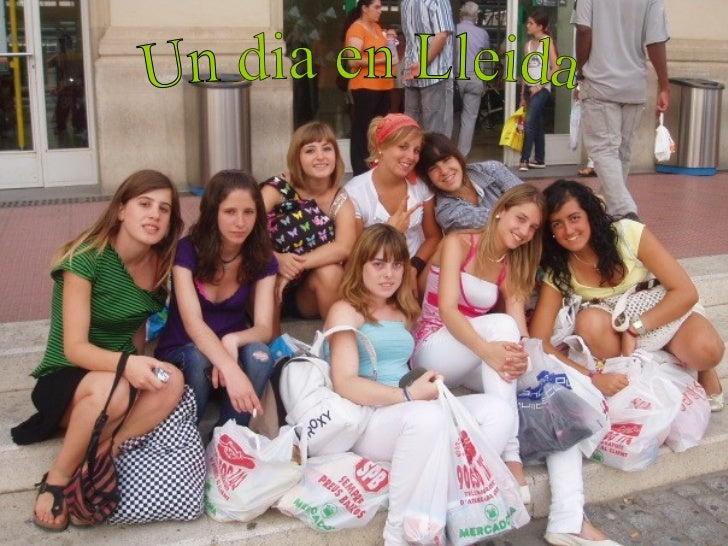 Un dia en Lleida
