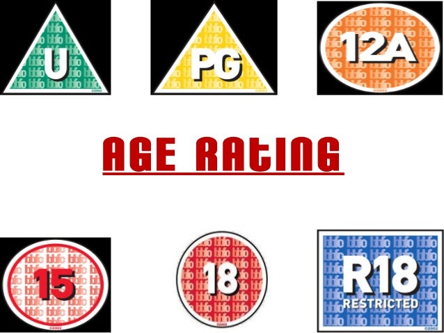 age rating