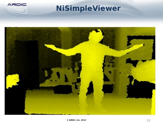 Kinect on Android Pandaboard