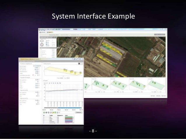 System Interface Example - 8 -