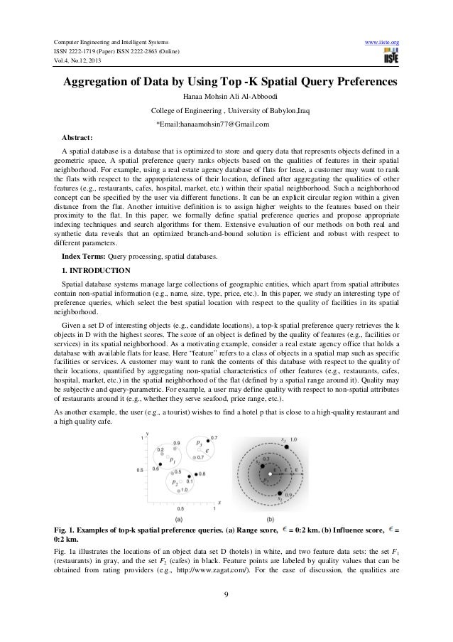 Computer Engineering and Intelligent Systems ISSN 2222-1719 (Paper) ISSN 2222-2863 (Online) Vol.4, No.12, 2013  www.iiste....