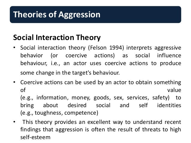 aggression as a negative In this wide-ranging discussion of the social psychology of human aggression, leonard berkowitz examines the findings of behavioral  negative affect as the root.