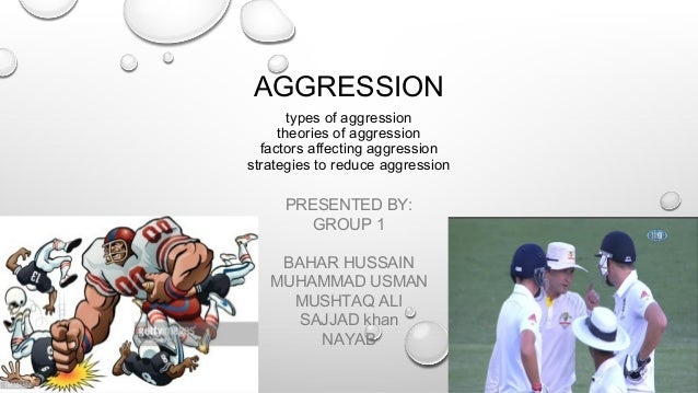 frustration aggression theory of conflict