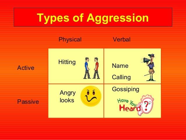 Aggression definition