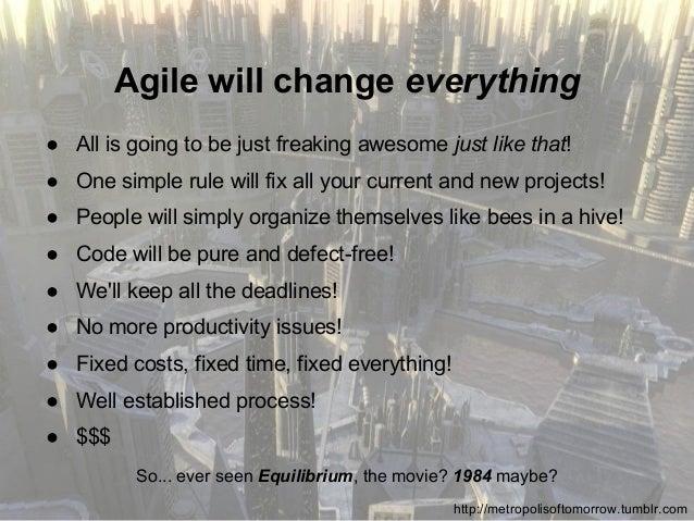 Agile Slide 2