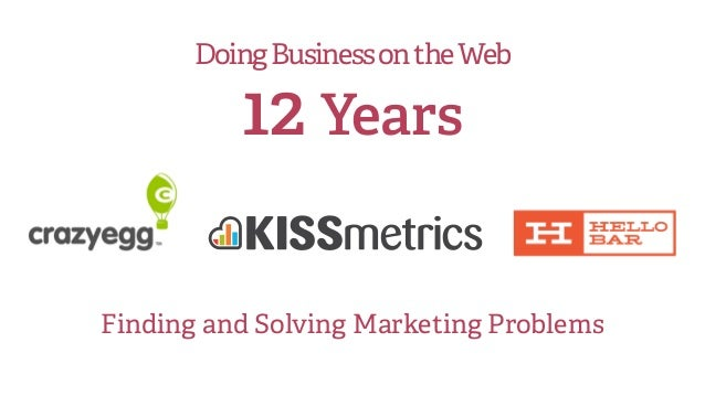 Content Marketing Lessons From 10 Years and 41,525,103 Website Visits Slide 3