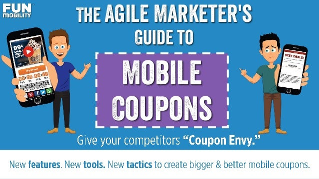 Mobile Coupons The Agile Marketer's Guide to