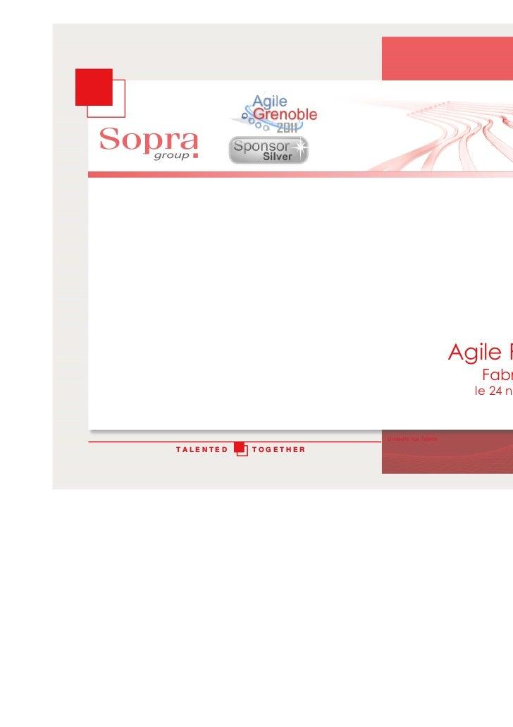 Agile Portfolio                                                Fabrice Aimetti                                            ...