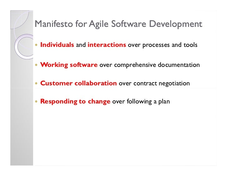 implimenting agile software development Written for developers and project managers, agile software development  to  implementing agile processes in traditional development organizations, ieee.