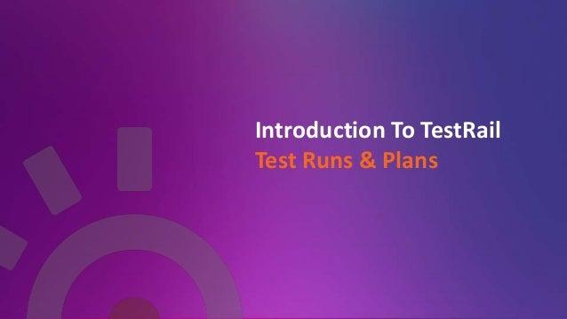 Add Test Plans – Sprints