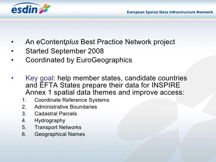 <ul><li>An eContent plus  Best Practice Network project </li></ul><ul><li>Started September 2008 </li></ul><ul><li>Coordin...