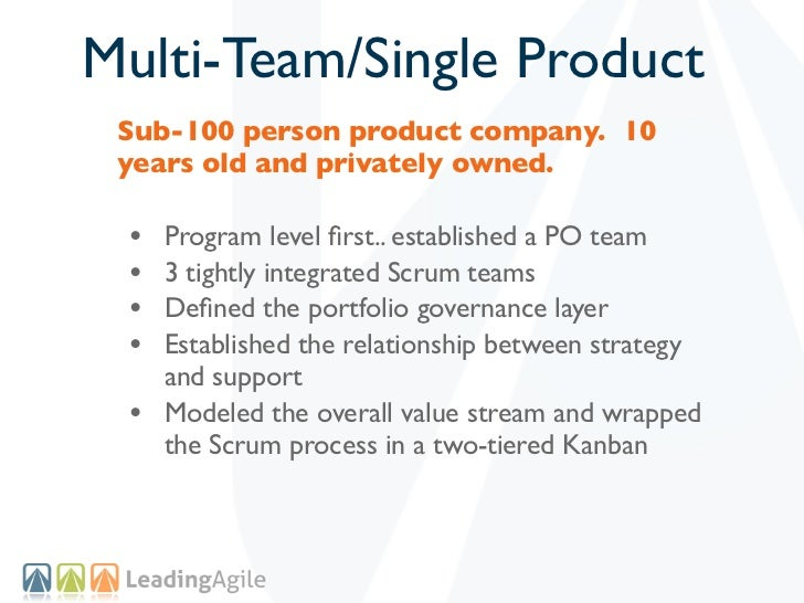 Multi-Team/Single Product Sub-100 person product company. 10 years old and privately owned. •   Program level first.. estab...