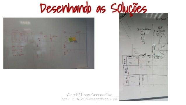Desenhando as SOluções