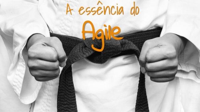 A essência do Agile