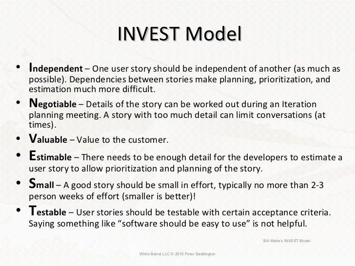 agile acceptance criteria template - agile and user story workshop peter saddington