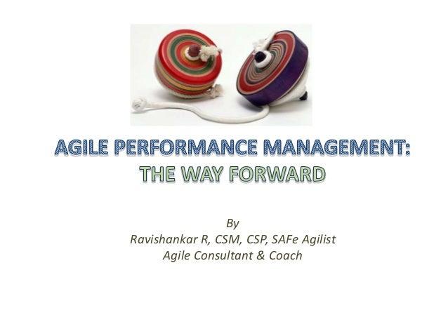 By Ravishankar R, CSM, CSP, SAFe Agilist Agile Consultant & Coach