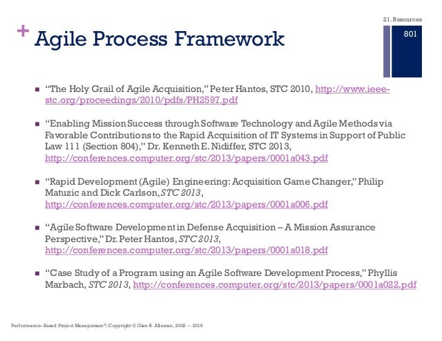 Agile Roles and Responsibilities
