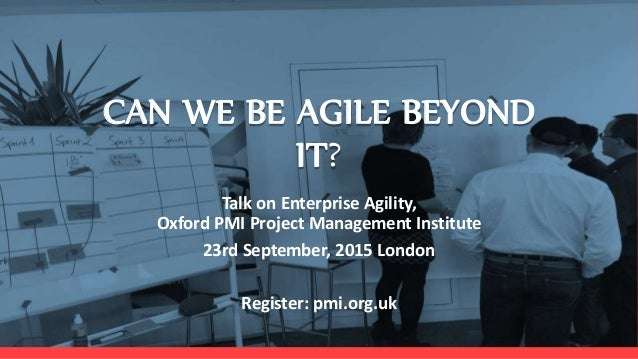 Lean Startup Metrics a.k.a How to get your business investment ready? CAN WE BE AGILE BEYOND IT? Talk on Enterprise Agilit...