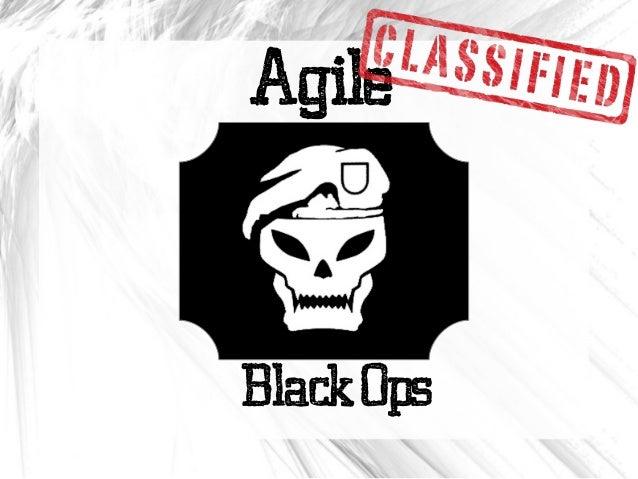 Agile BlackOps