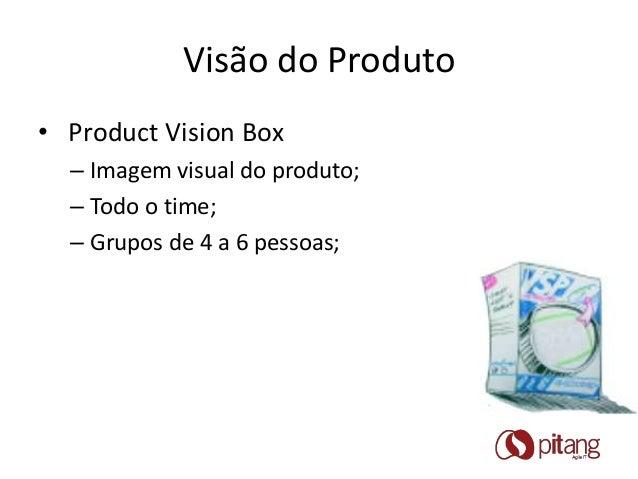 Agile Brazil 2013 - Product Vision Box Slide 3